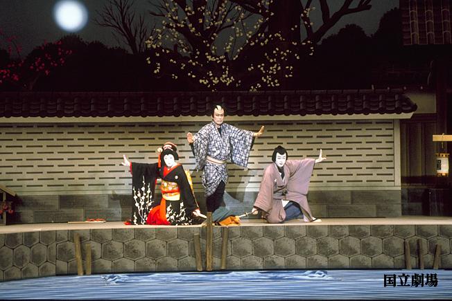 歌舞伎事典:義太夫狂言 文化デ...